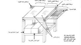 براءتا اختراع.. لمعهد «الأبحاث»