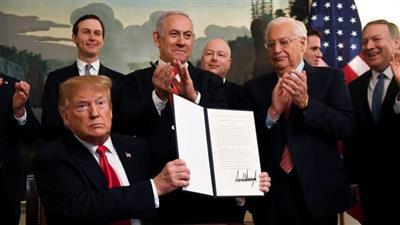 ترمب: أنا أفضل صديق لإسرائيل في تاريخها