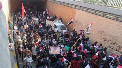 القضاء العراقي يطلق سراح 2626 متظاهرا