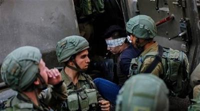 الاحتلال يعتقل 374 فلسطينياً.. خلال نوفمبر