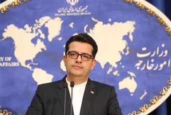 إيران ترفض بيان الاتحاد الاوروبي بشأن الاحتجاجات: يستند على معلومات خاطئة
