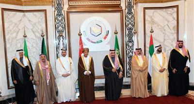 قادة دول مجلس التعاون