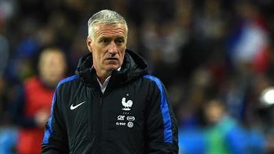ديشان يمدد عقده مع فرنسا حتى 2022