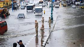 مصر.. تحذير من أمطار غزيرة وانخفاض في درجات الحرارة