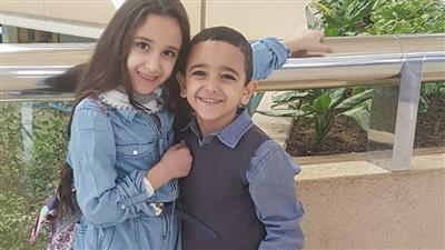 الطفلان الضحيتان
