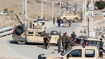أفغانستان: مقتل 25 جنديًا في هجوم لطالبان على قاعدة عسكرية