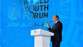 ممثل الكويت يحضر منتدى شباب العالم في مدينة شرم الشيخ