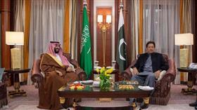 جرى خلال الاجتماع استعراض العلاقات الثنائية بين البلدين