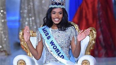 جامايكية تفوز بملكة جمال العالم
