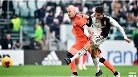الدوري الإيطالي: يوفنتوس يهزم أودينيزي وينتزع الصدارة مؤقتاً
