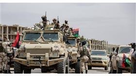 تعزيزات للجيش الليبي إلى طرابلس
