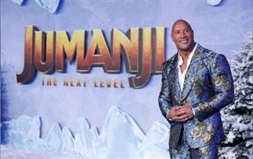 «جومانجي: المستوى التالي».. يتصدر إيرادات السينما الأمريكية