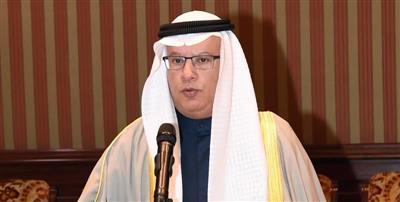وزير الدولة لشؤون الخدمات وزير الدولة لشؤون مجلس الامة مبارك الحريص