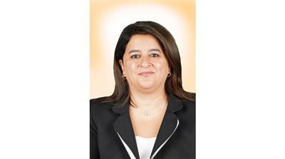 وزيرة الأشغال العامة ووزيرة الدولة لشؤون الاسكان الكويتية الدكتورة رنا الفارس