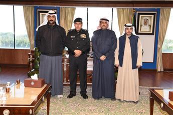 الفريق النهام يستقبل أسرة أحمد الظفيري: القضية لدى النيابة العامة منذ اللحظة الأولى