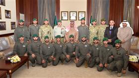 «الحرس الوطني»: إعداد كوادر وطنية في الطيران.. لتعزيز دورنا بالإسناد الشامل