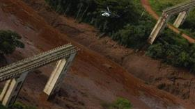 البرازيل: حصيلة ضحايا انهيار السد ترتفع إلى 115 قتيلاً