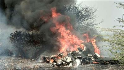 الهند: مصرع طيارين في تحطم طائرة ميراج