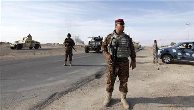مصرع جندي عراقي وإصابة آخر في اشتباكات مع «داعش»