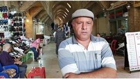 الأديب العراقي علاء مشذوب