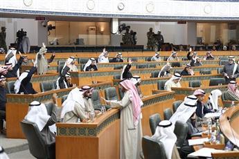 مجلس الأمة ينظر في جلسته اليوم مدى دستورية الاستجواب المقدم لرئيس الوزراء بصفته