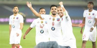 الكويت يواجه الوحدات الأردني في ملحق دوري أبطال آسيا