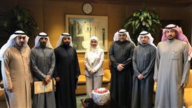 أنور العازمي : قرار إداري إعفاء أقارب المعاقين من الدرجة الأولى من بصمة الدوام