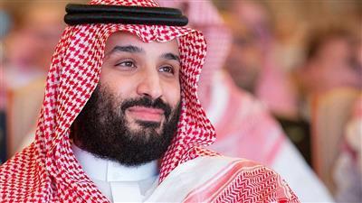 مبعوث سمو الأمير يسلم رسالة إلى ولي عهد المملكة العربية السعودية
