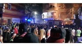 مصر.. مقتل طفلين وإنقاذ سائحين و3 آخرين في انهيار عقار بالأقصر