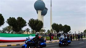 انطلاق مسيرة «رايد في حب الكويت» ضمن كرنفال «كويت رايدر» بمشاركة ألفي دراج