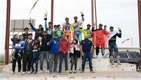«النادي الكويتي للسيارات» ينظم بطولة «الموتوكروس» للدراجات النارية بمشاركة دولية