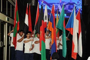 افتتاح بطولة سمو الأمير الدولية الـ 8 للرماية