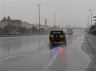 «الأرصاد»: فرصة لأمطار متفرقة رعدية أحيانًا ليلًا.. والعظمى 21