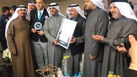الكويت تدخل موسوعة «غينيس».. بأطول علم في العالم