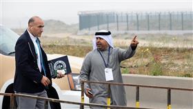 الكويت تدخل موسوعة «غينيس» بأطول علم في العالم