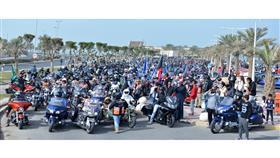 الكويت تشهد «كرنفال كويت رايدرز» ومسيرة «رايد» في حب الكويت