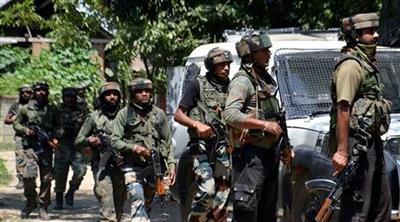 الهند.. مقتل 5 مسلحين في اشتباكات بولاية جامو وكشمير