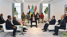 مصر والسودان وإثيوبيا تتفق على تشييد سد النهضة مع مراعاة مصالح الآخرين