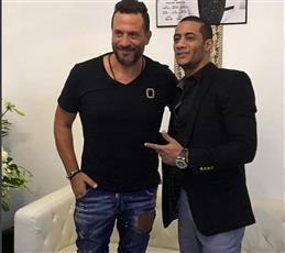 محمد رمضان وماجد المصري