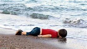 الطفل السوري الغريق إيلان