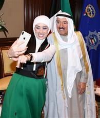 سمو الأمير لـ«مُحارِبة السرطان» شيماء العيدي: كلكم بقلوبنا