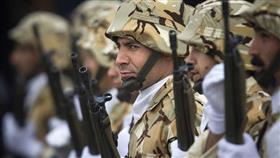 عناصر للحرس الثوري الإيراني