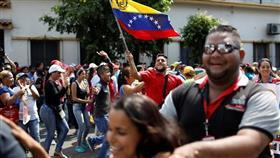 فنزويلا: الآلاف يتظاهرون لدعم الرئيس مادورو