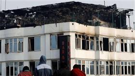 الهند: مقتل 17 شخصًا في حريق فندق بنيودلهي