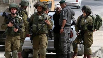 الاحتلال الإسرائيلي يعتقل 16 فلسطينيًا في الضفة الغربية