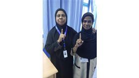 مريضتان فلبينية وهندية تشهران إسلامهما على يد واعظات جمعية صندوق إعانة المرضى في مستشفيات الكويت