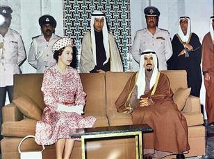 متحف الكويت الوطني يستذكر زيارة ملكة بريطانيا «إليزابيث الثانية» للبلاد منذ 40 عاما