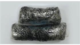 «جمارك العبدلي» تُحبط محاولة تهريب نحو 1250 جرام من مخدر «الشبو»