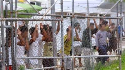 أستراليا تعيد فتح مركز احتجاز للاجئين في إحدى الجزر النائية