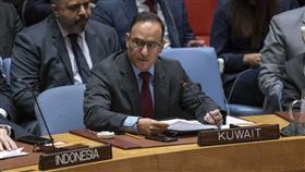 المندوب الدائم لدى الأمم المتحدة السفير منصور العتيبي